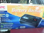 BATTERY DOCTOR Miscellaneous Tool BACKUP BE750G